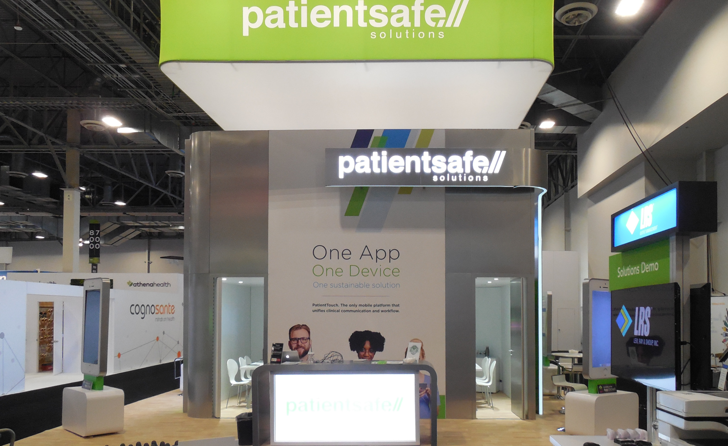 Patient Safe Showroom