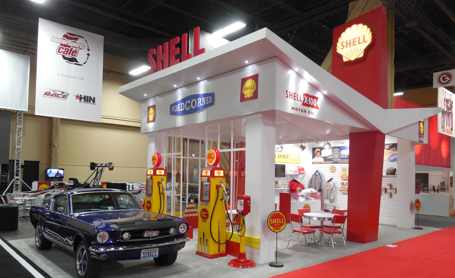 Shell Showfloor