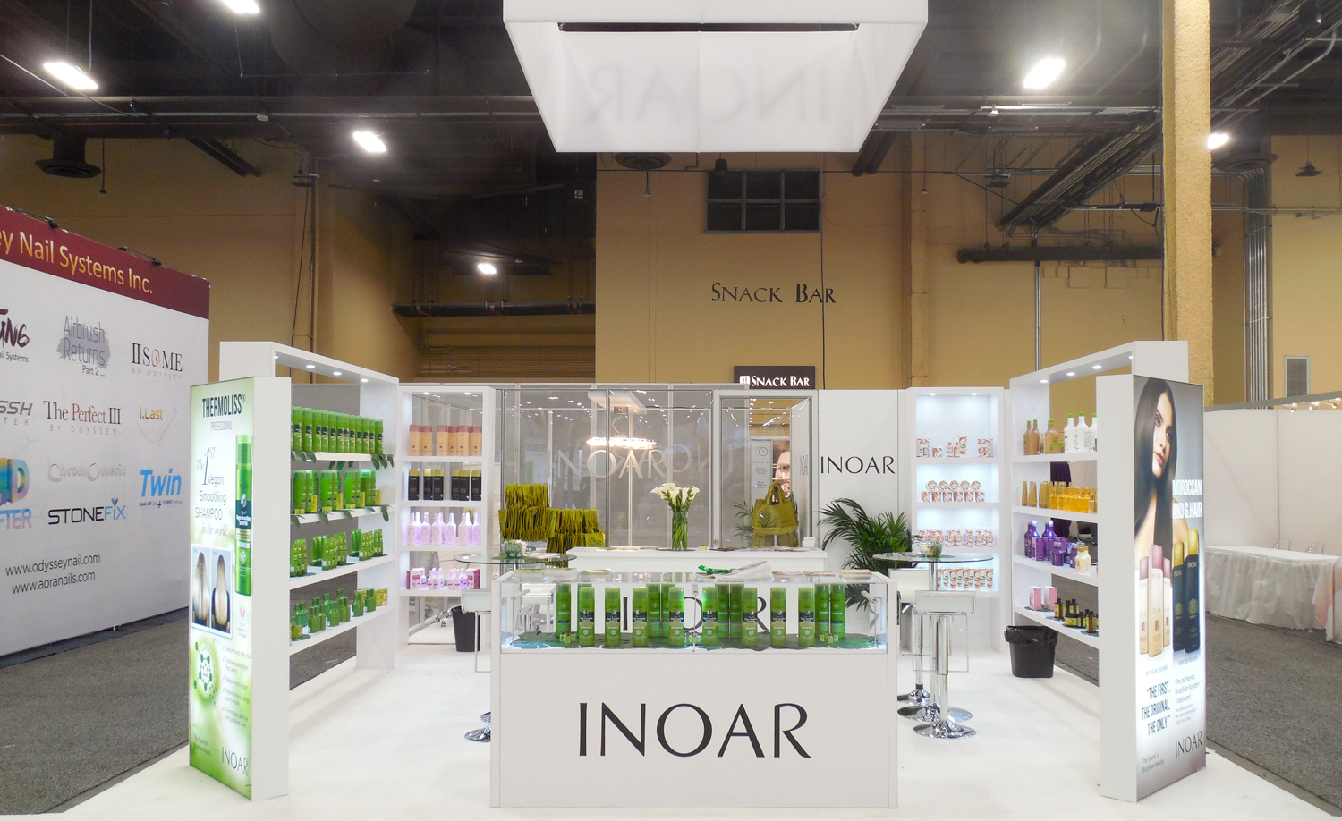 INOAR Showroom