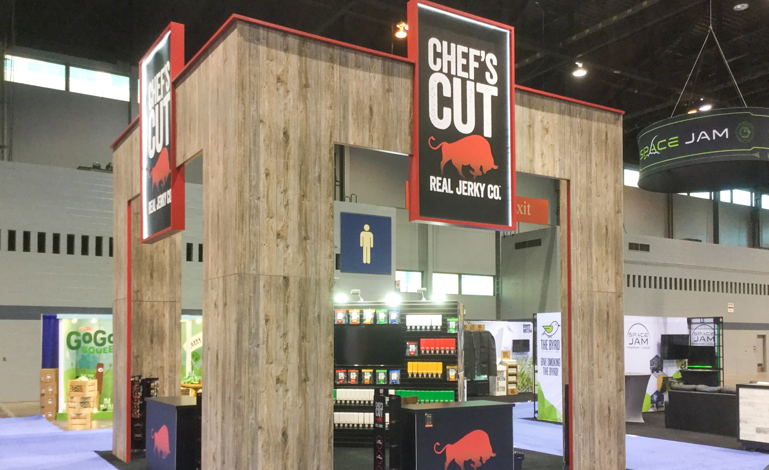 Chef's Cut Showroom