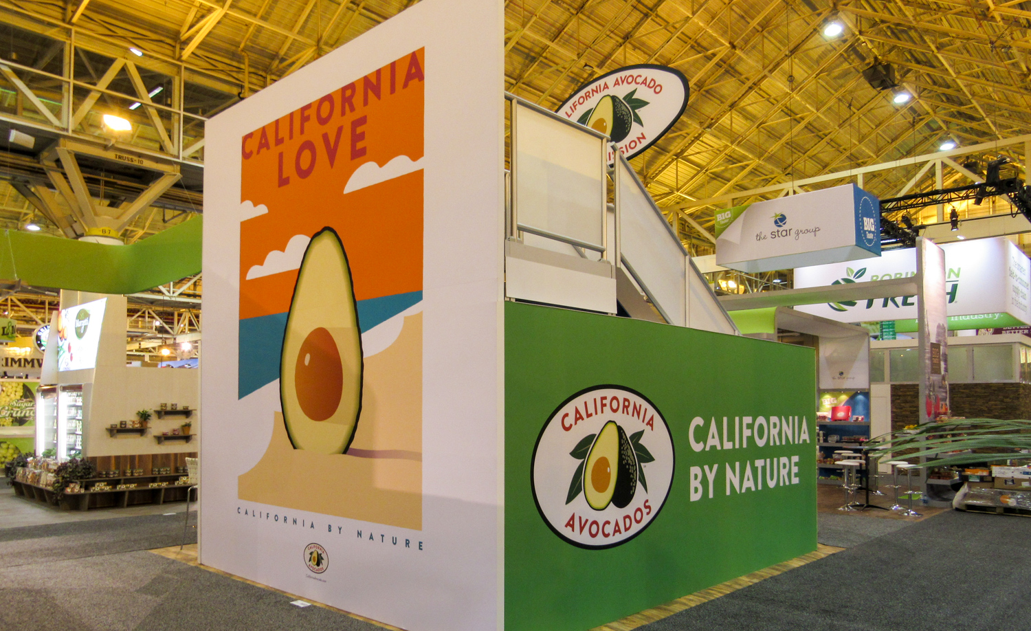 California Avocados Showroom