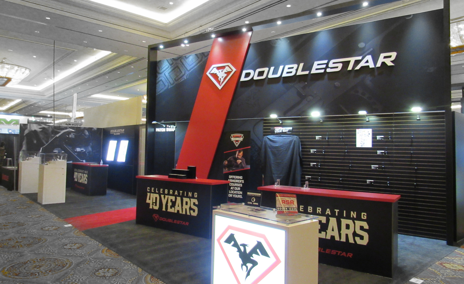 Double Star Showfloor