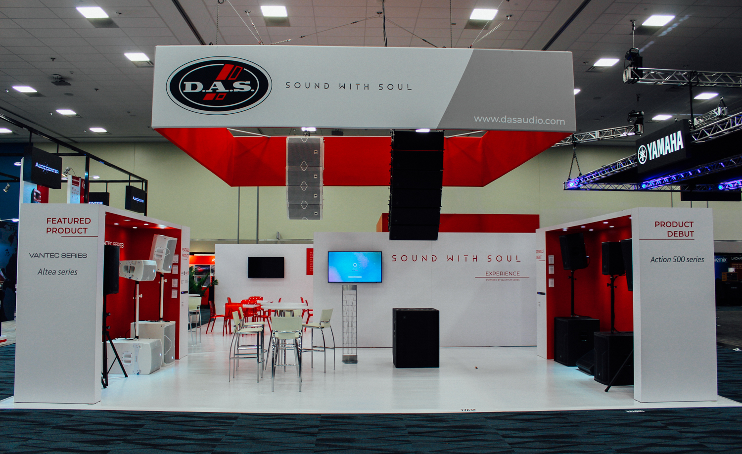 DAS Audio Showfloor