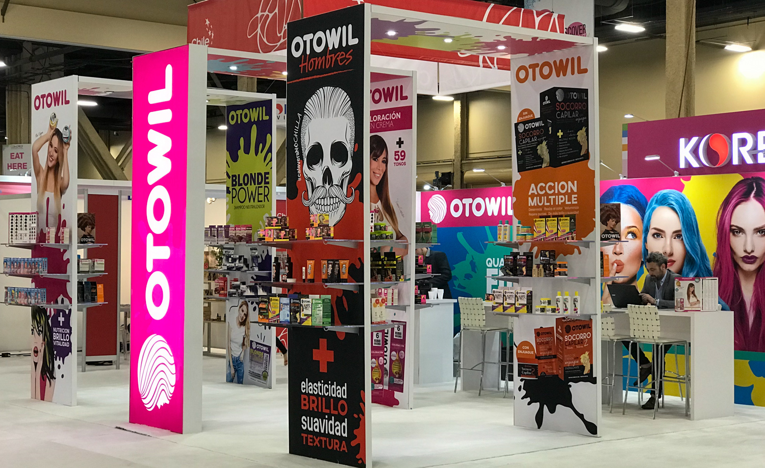 Otowil Showroom