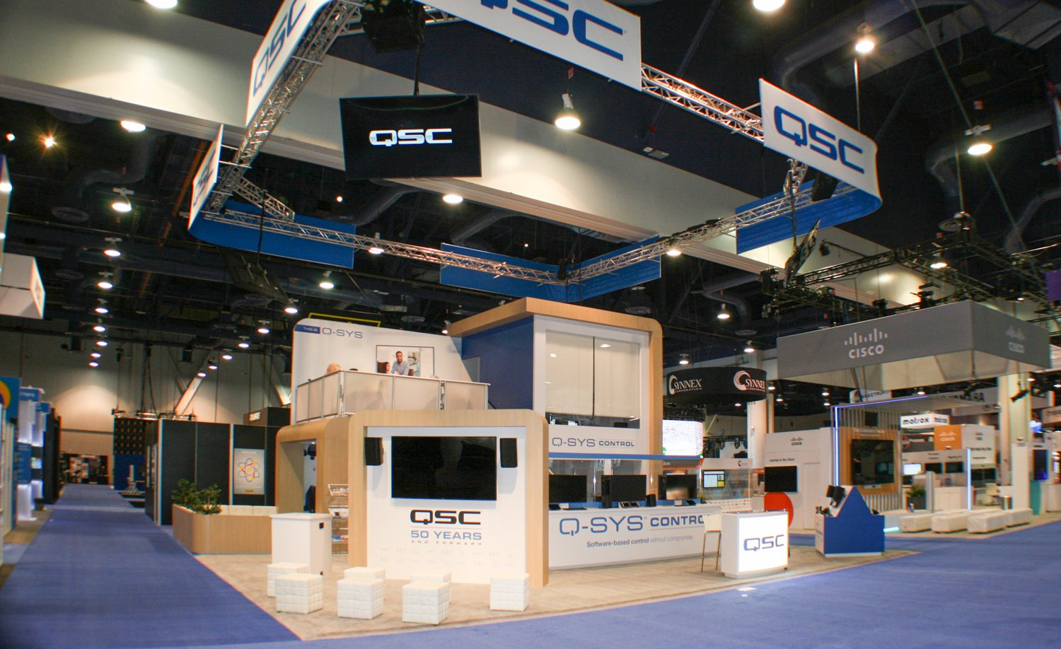 QSC Showroom