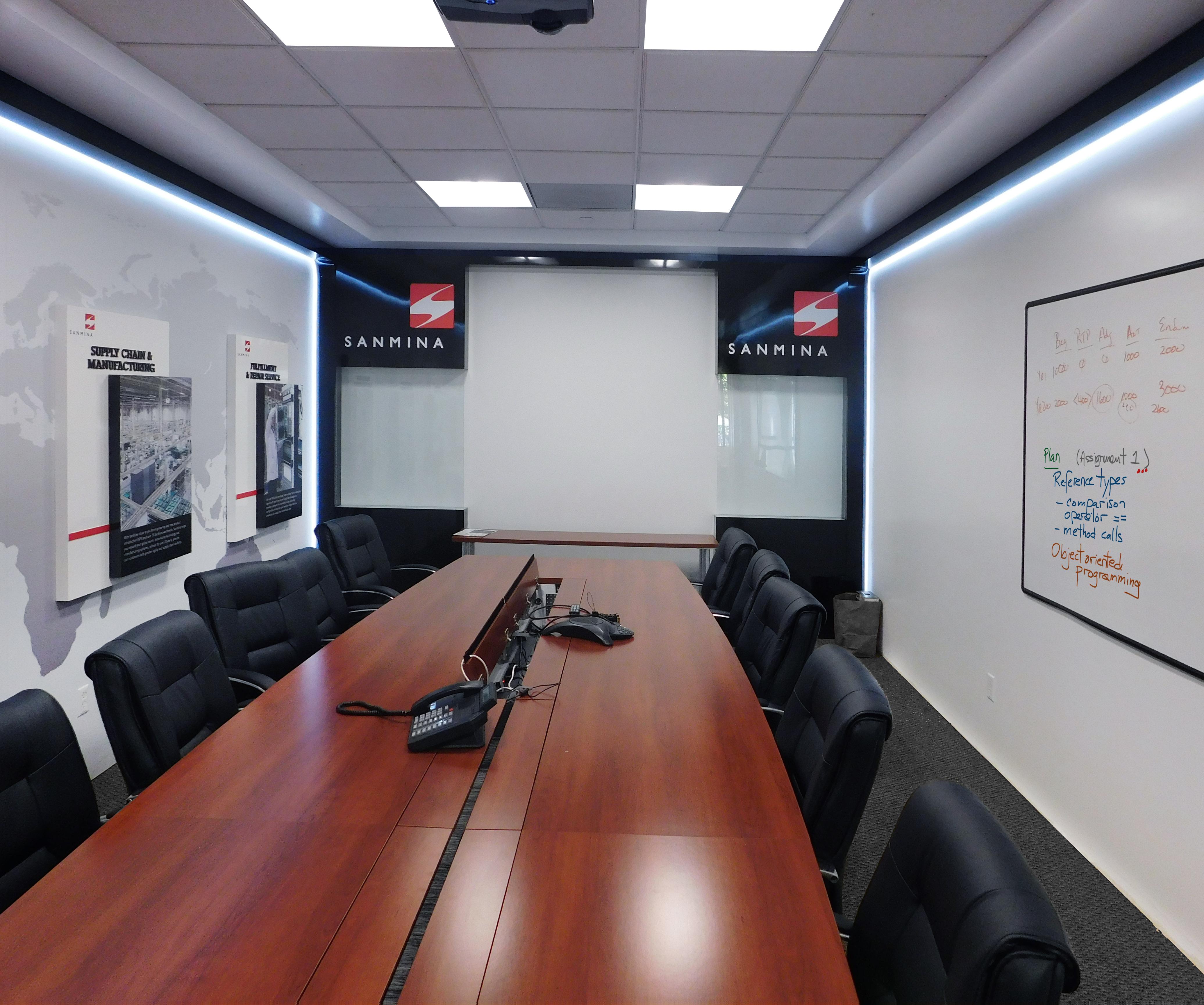 Sanmina Conference Room